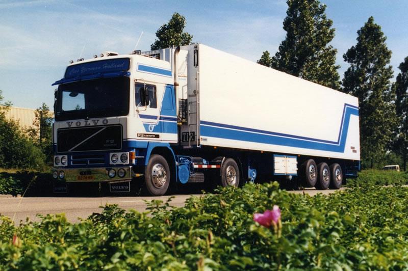Over ons eerste vrachtwagen