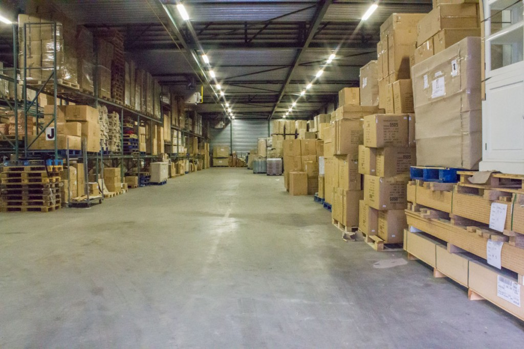 Warehousing IJzerman transport