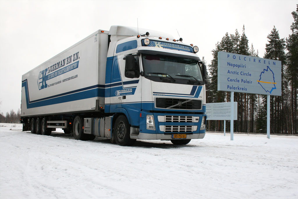 IJzerman transport