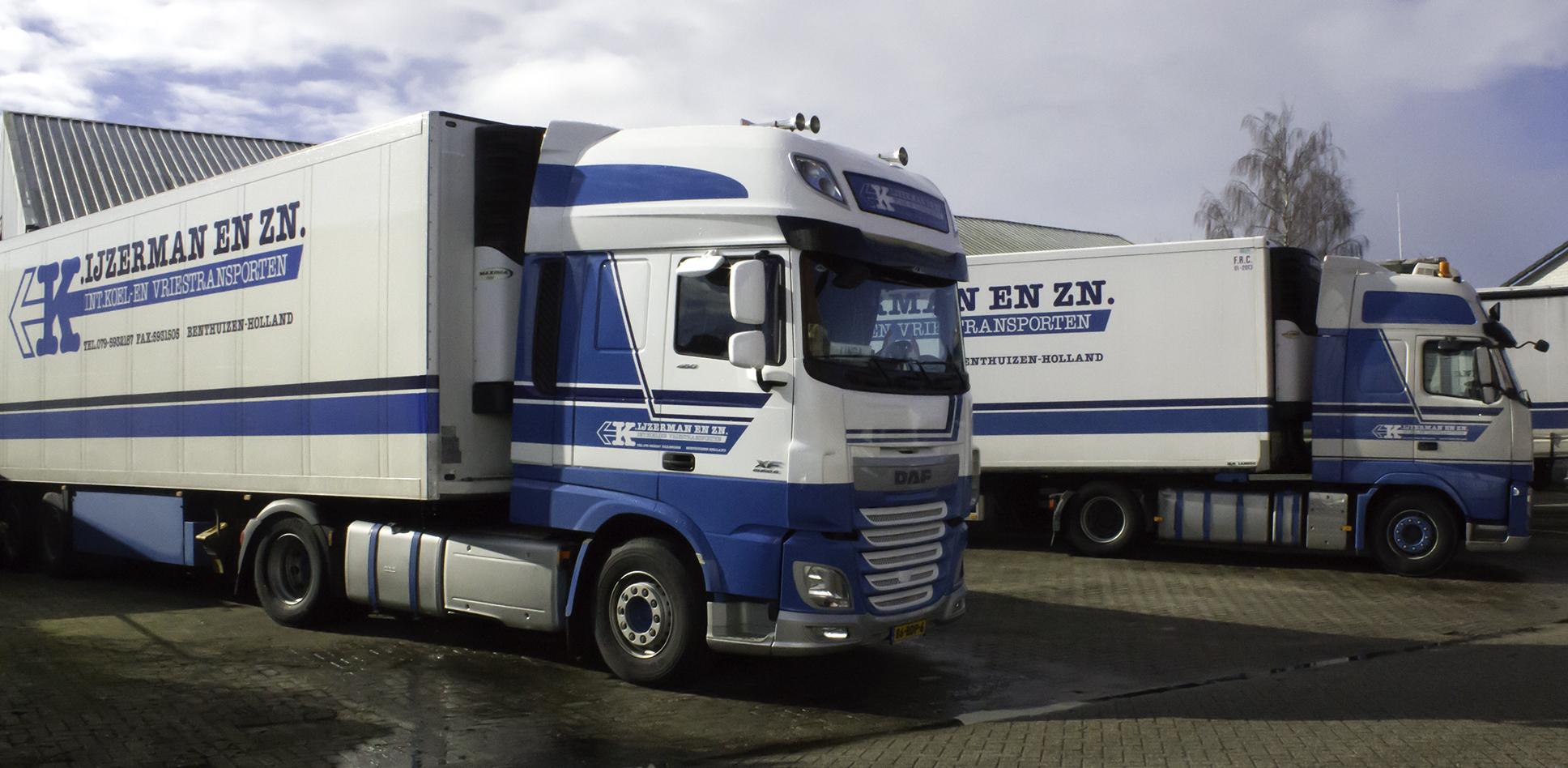 IJzerman transport